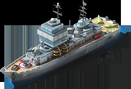 CG-13 Cruiser L1