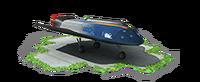 Icon SS-57 Spaceship