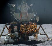 RealWorld Apollo Lunar Module