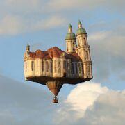 RealWorld Balloon Castle