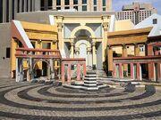 RealWorld Italian Square