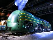RealWorld Atlantic Locomotive Arch