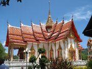 RealWorld Buddha Temple Wat Chalong