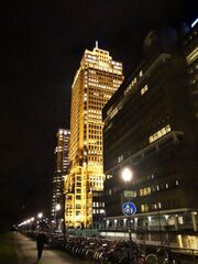 RealWorld Rembrandt Tower (Night)