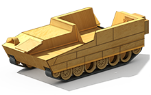 SPG-47 Construction