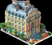 Saint-Michel Fountain