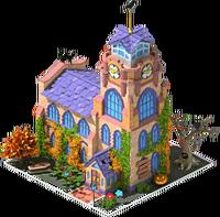 Black Magician's Mansion