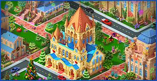 Christmas Capital