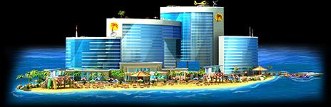 Coastal Hotel (Building) Artwork