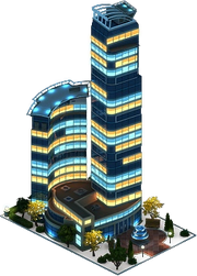 Nina Tower (Night)