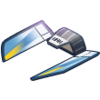 SS-57 Spaceship Tailpiece