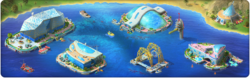 Sea Fault Background