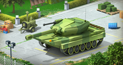 Arms Race XXVI Background