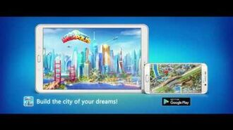 Megapolis Game Trailer