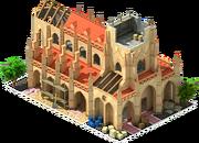 Bern Minster Construction