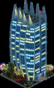 Jakarta Tower (Night)
