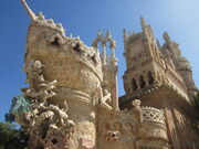 RealWorld Colomares Castle