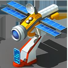 SS-45 Reconnaissance Satellite L1
