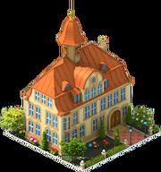 Vrchlabi Gymnasium