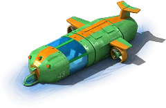 DSRV-48 Underwater Rescue Vehicle L1