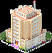 Leopard Building