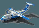 Level 4 Cargo Plane