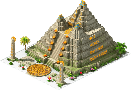 Lost Pyramid VI