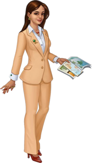 Character Minister of Tourism