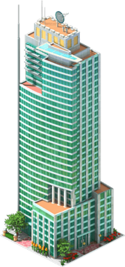 Marathon Tower