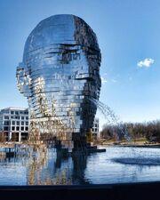 RealWorld Metalmorphoses Fountain