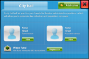 City hall menu