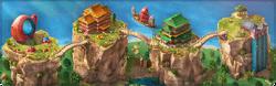 Skyways Background