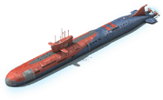 NS-46 Nuclear Submarine L1