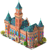 New Year Town Hall