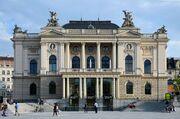 RealWorld Zurich Opera House