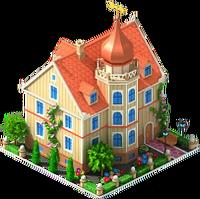 Skalholt House