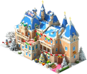 Fairytale Winter Palace