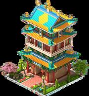 Pingyao Market Tower