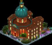 St. Joseph's Chapel (Night)