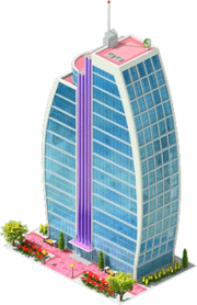 Azure Residential Complex