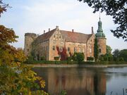 RealWorld Vittskovle Castle