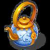 Asset Antique Teapot