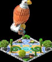 Inflatable Eagle