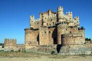 RealWorld Guadamur Castle