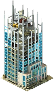 National Bank of Megapolis Construction