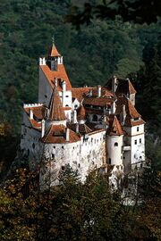 RealWorld Bran Castle