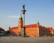 RealWorld Warsaw Royal Castle