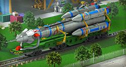 Space Race II Background
