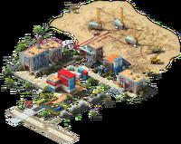 Uranium Industrial Complex L1