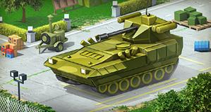 Arms Race XXII Background